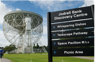 Henley Community Library Tour to Jodrell Bank