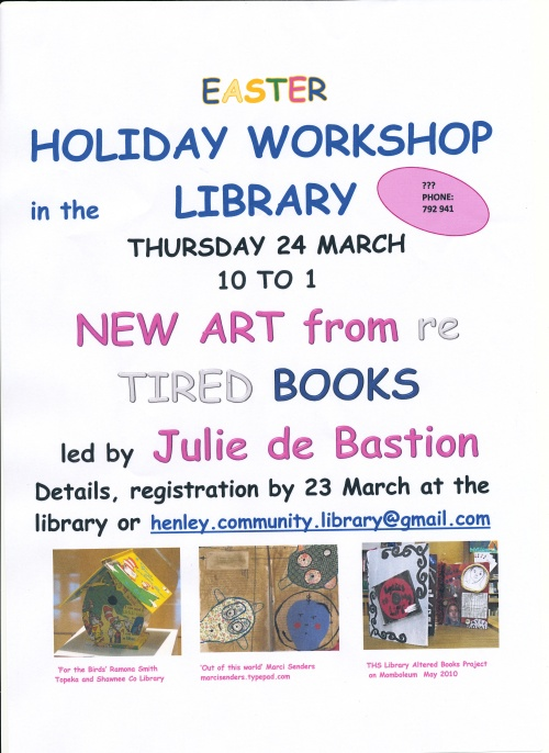 Easter Holiday Workshop